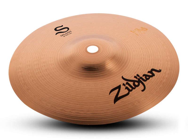 "8"" S Splash Cymbal"