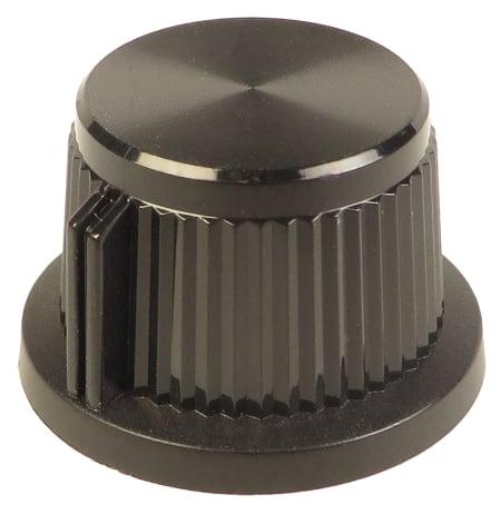 Black Rotary Knob for XW-P1