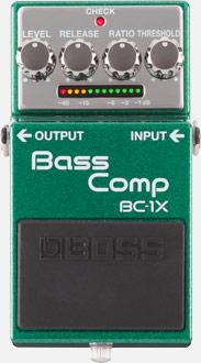 Bass Compressor Pedal