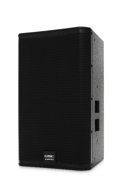 12-Inch 2-Way Loudspeaker, Externally Powered