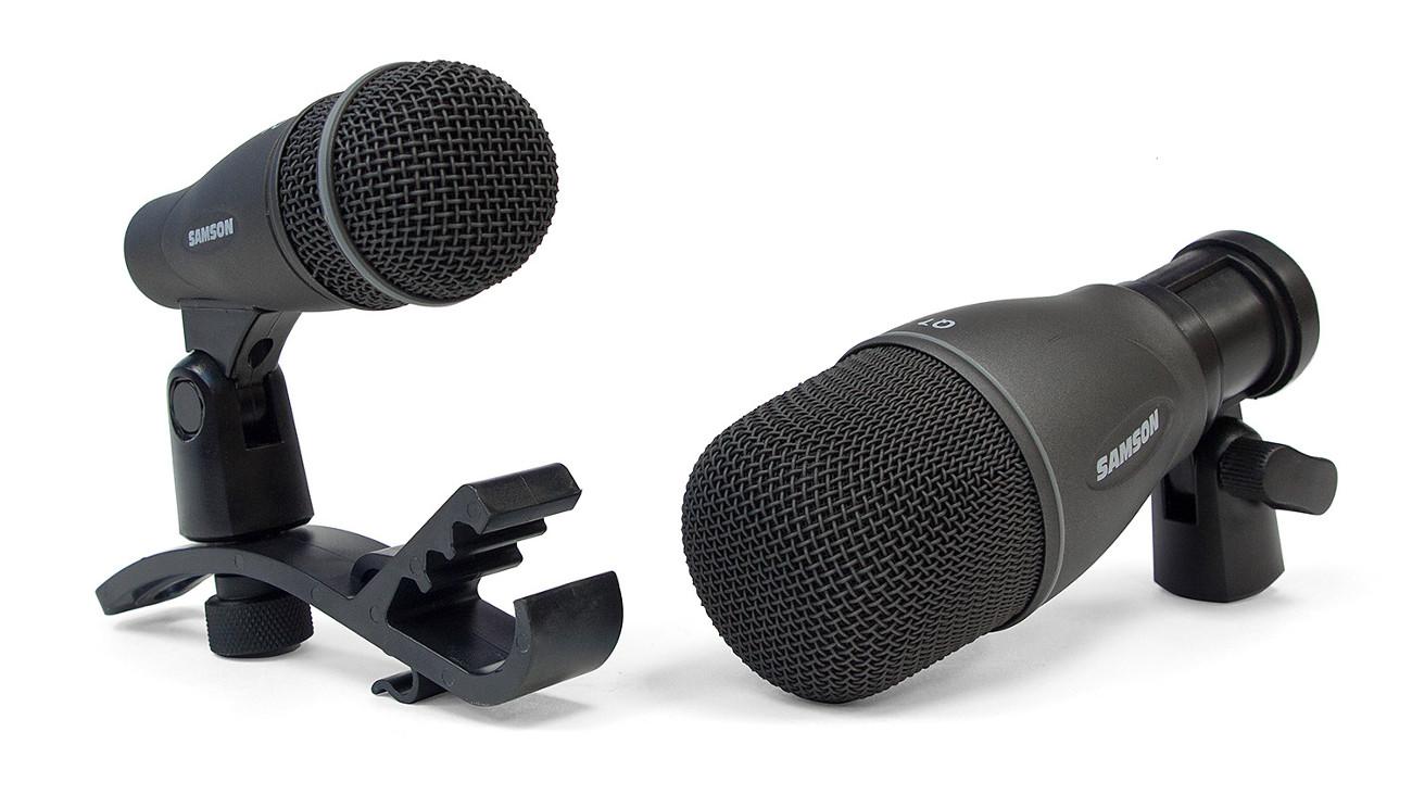 5-Piece Drum Microphone Kit