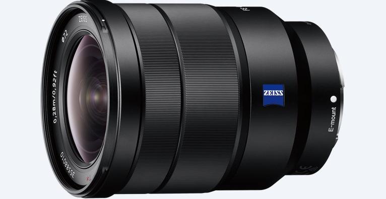 16mm-35mm  f/4.0 Sony E-Mount
