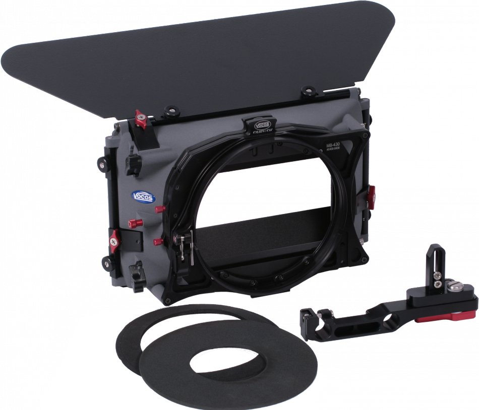 MB-435 Matte Box Kit for Any Camera with15 mm Rail