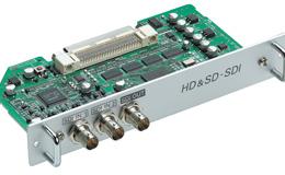 Dual SDI/HD-SDI