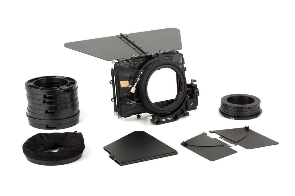 Wooden Camera UMB-1 Universal Mattebox Pro Mattebox WC-202100