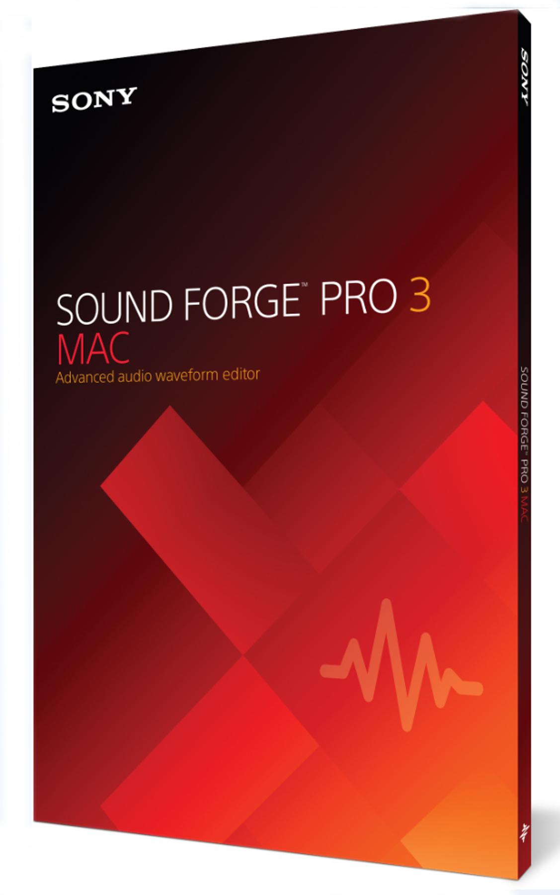 Advanced Audio Waveform Editor, Mac
