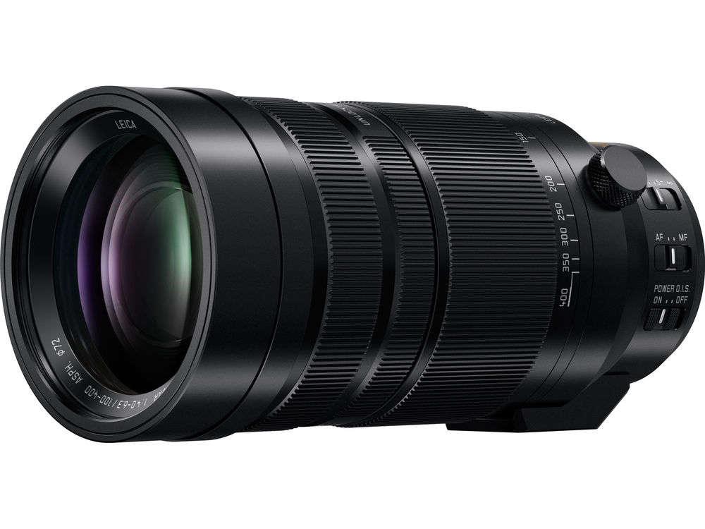 100-400mm  F4.0-6.3 ASPH