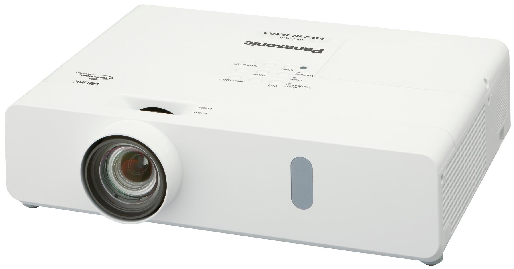 4,000 Lumens WXGA LCD Video Projector