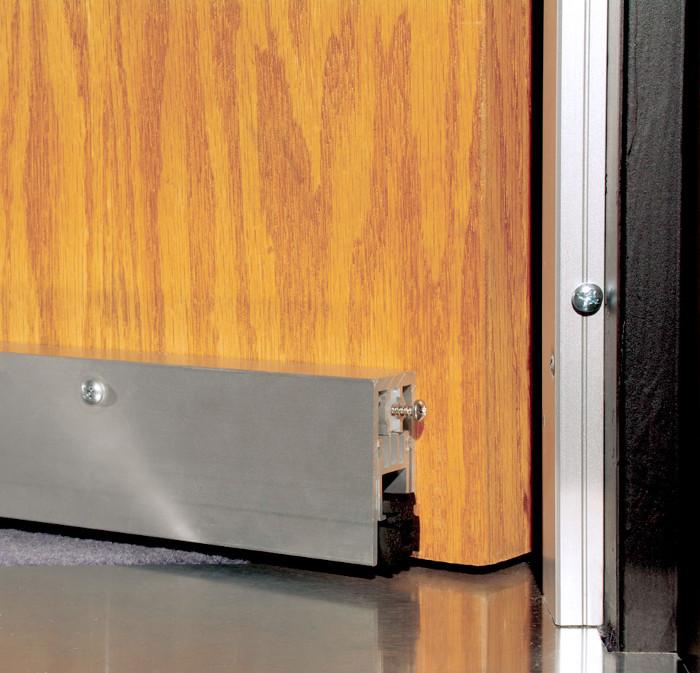 Door Seal Kit, Heavy Duty