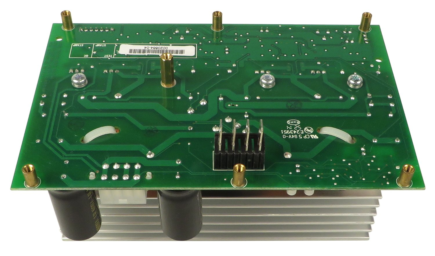 500W Class D Amp PCB Assembly for HD1501