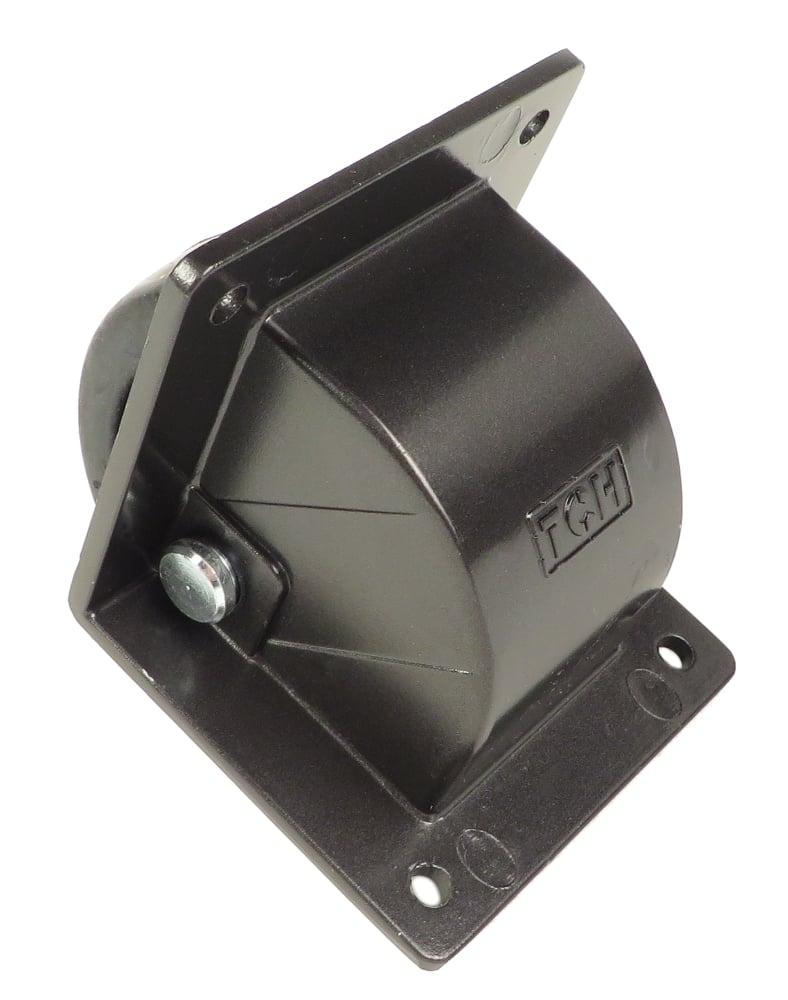 Caster with Wheel Pocket for EV QRX218