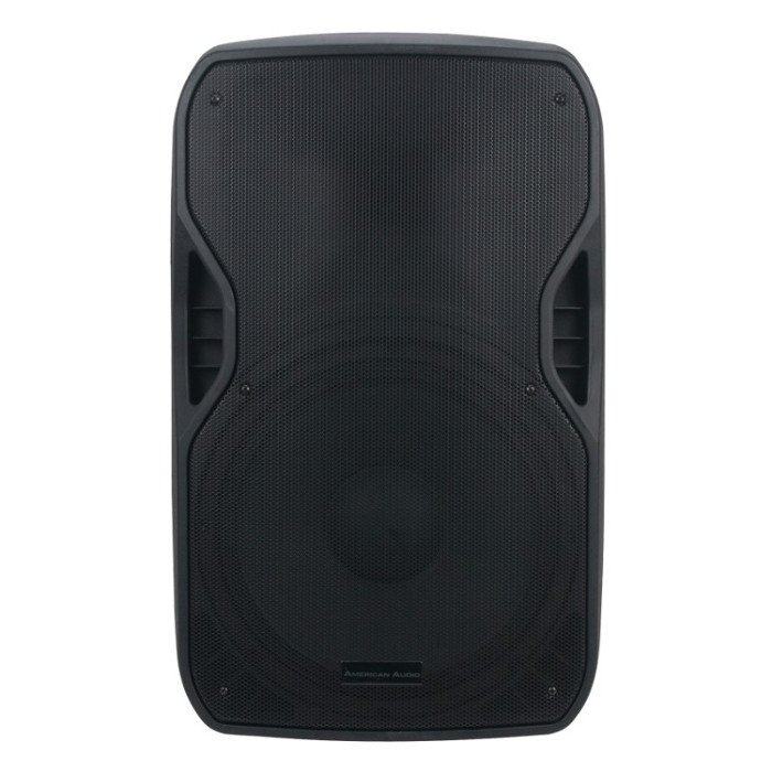 15 Inch, 2-Way Portable PA speaker With Rechargeable Battery