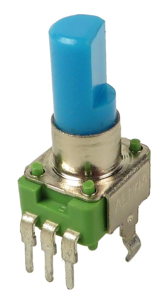 Novation RESV001057  10K Blue Shaft Pot for Nova RESV001057