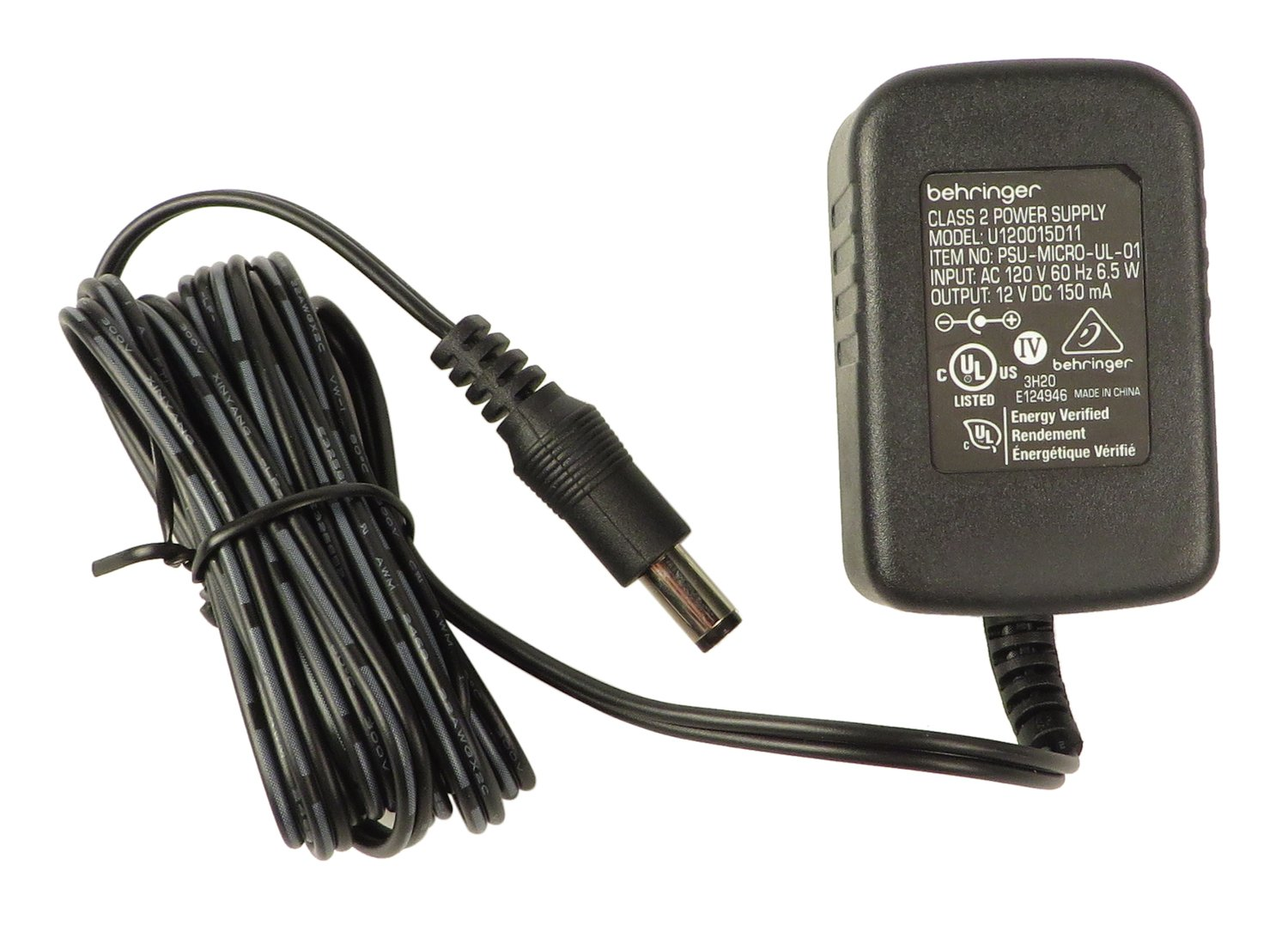 AC Adaptor for HA400 and XD8USB