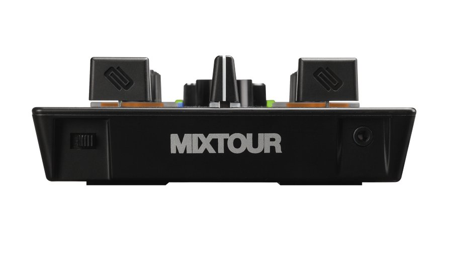 DJ Controller For DJAY2, Traktor, And VDJ