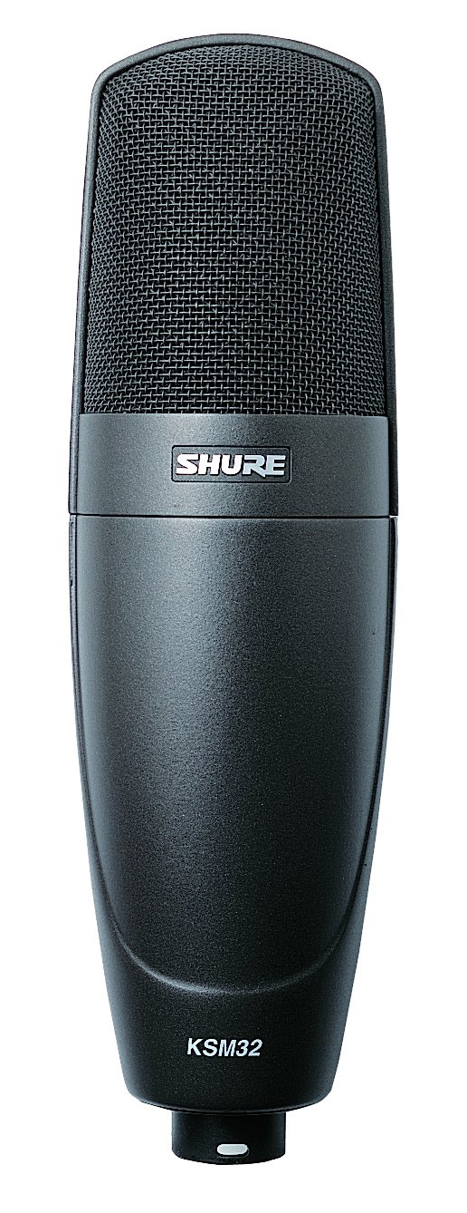 Cardioid Condenser Microphone in Charcoal Gray Finish