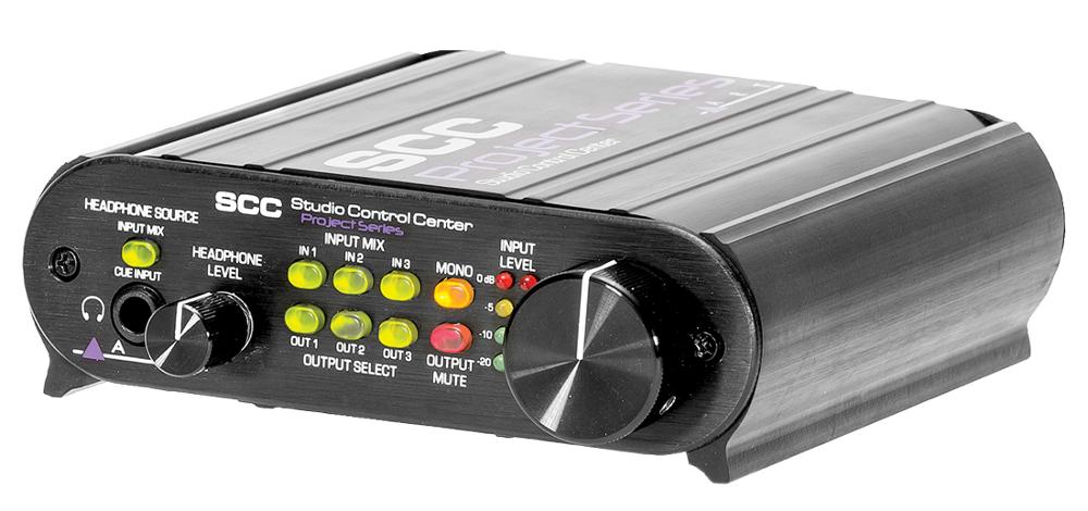 Studio Monitor Controller
