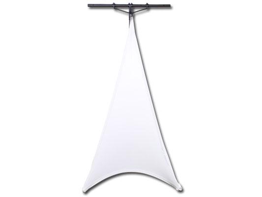 "Odyssey Scrim Werks™ SPATRI4 70"" X 96"" Triangular Scrim for Tripod Stands SPATRI4"