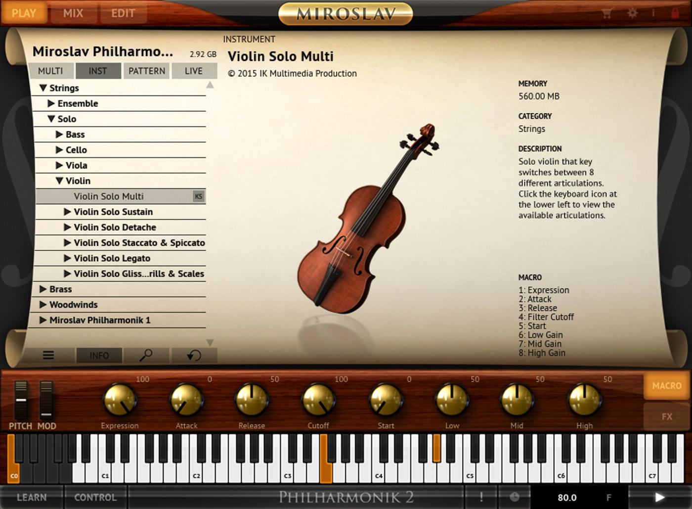 Orchestral Workstation Software