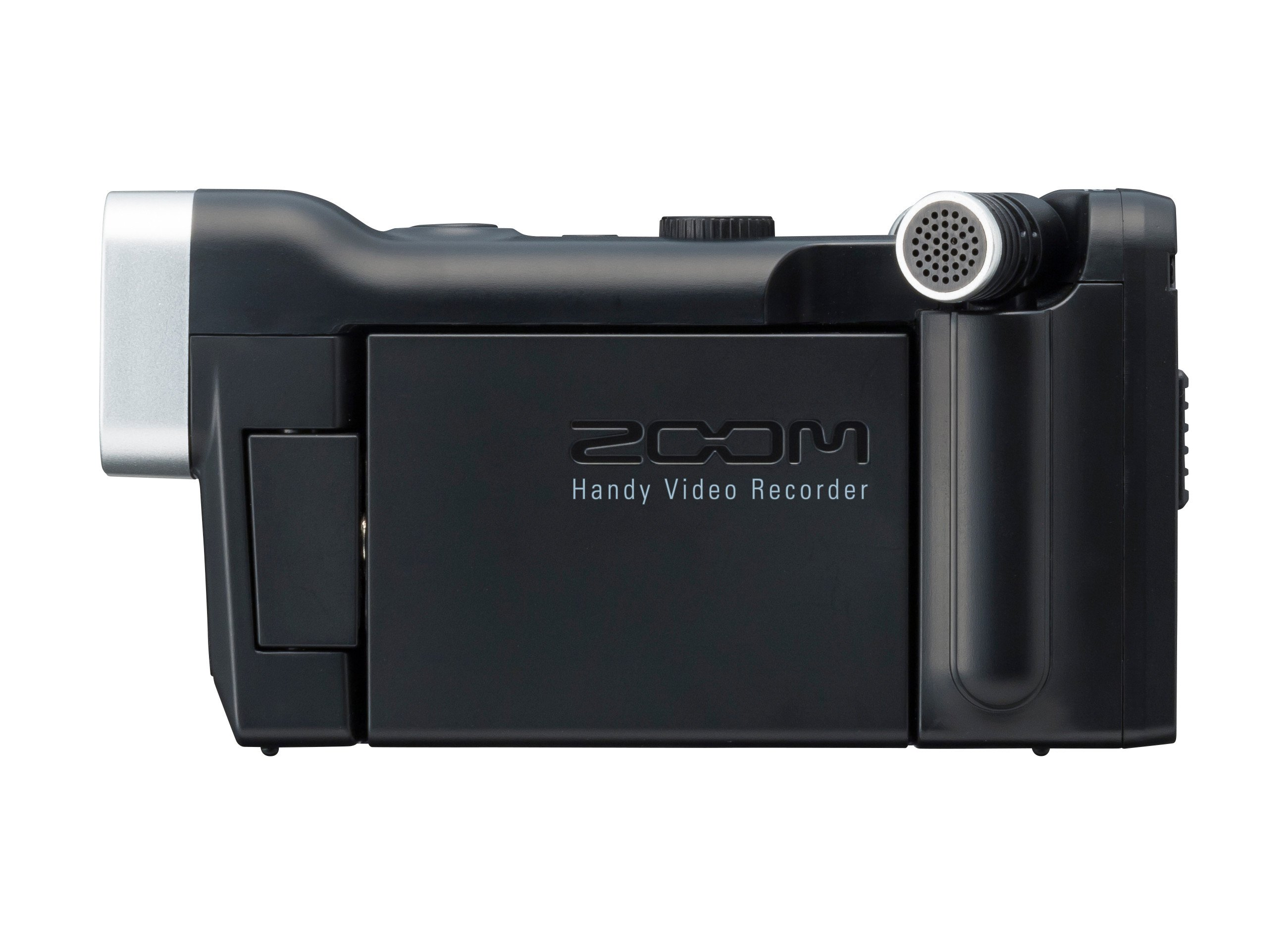 Compact Video and Audio Recorder