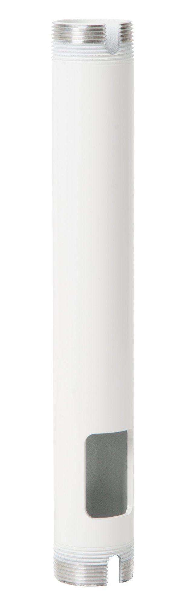 1 ft Fixed Extension Column, White