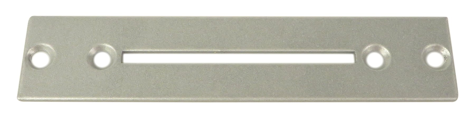 Sliver Crossfader Plate for XONE:92