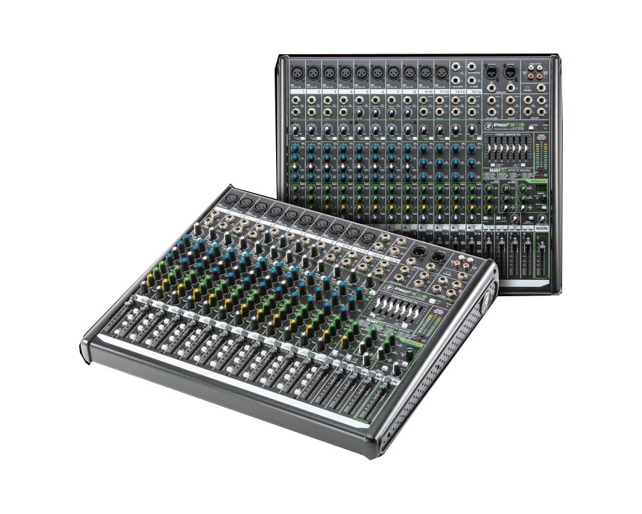 16ch Pro FX with USB