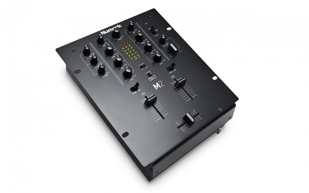 2-Channel Scratch Mixer