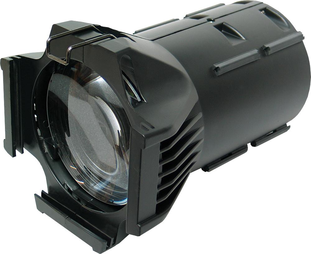 36 Degree Lens Tube Assembly in Black