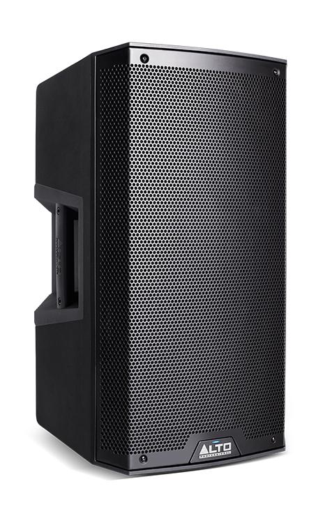1100-Watt, 12-Inch, 2-Way Powered Loudspeaker With Bluetooth