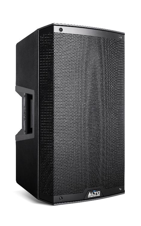 """15"""" 1000-Watt 2-Way Powered Loudspeaker With Bluetooth"""