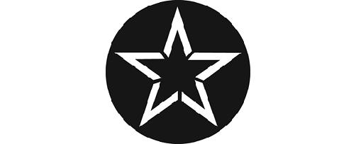"""""""Star Tunnel""""-Pattern Gobo"""