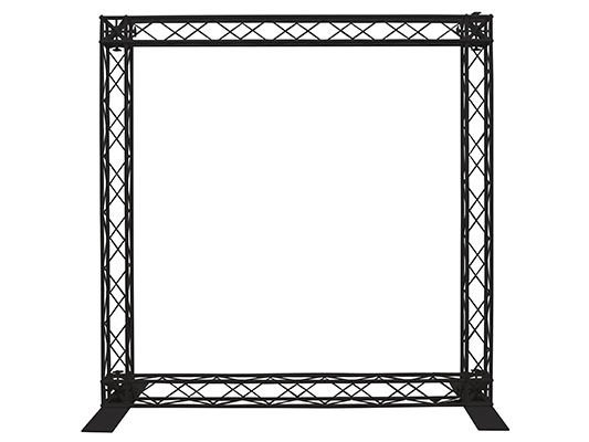Black Truss Frame Package