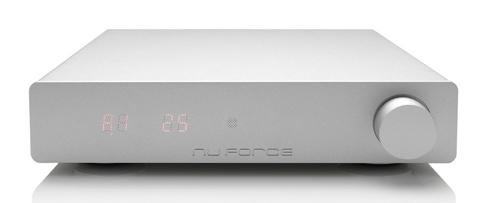 NuForce Series Digital Amplifier with Bluetooth Receiver