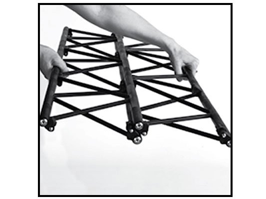 "8""x8"" Black Truss Section"