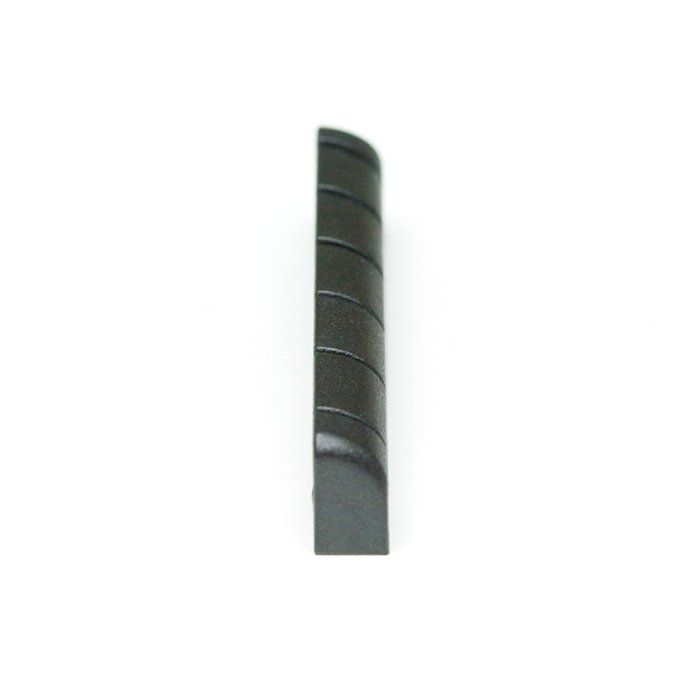 Black TUSQ XL Gibson Style Slotted Nut