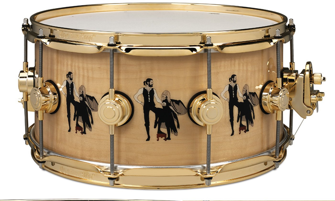 Icon Series Snare Drum, Fleetwood Mac