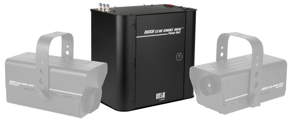 RUSH Club Smoke Pump Unit