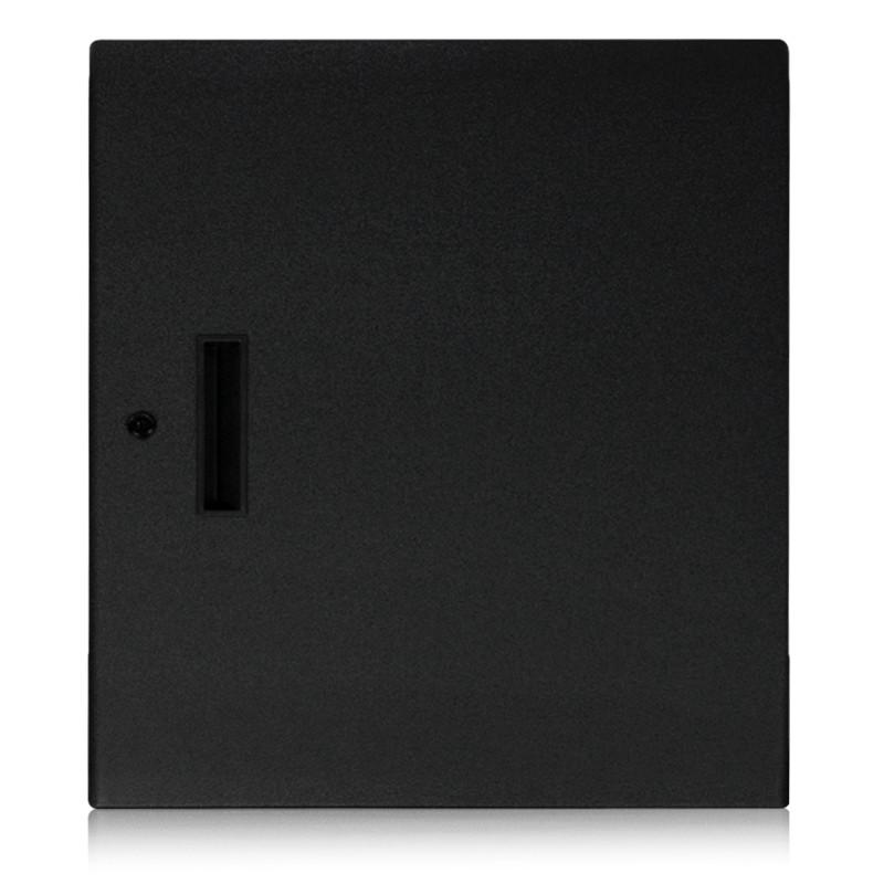 """14RU Solid Front Door for WMA Series Racks, 24.5""""x20""""x1"""""""