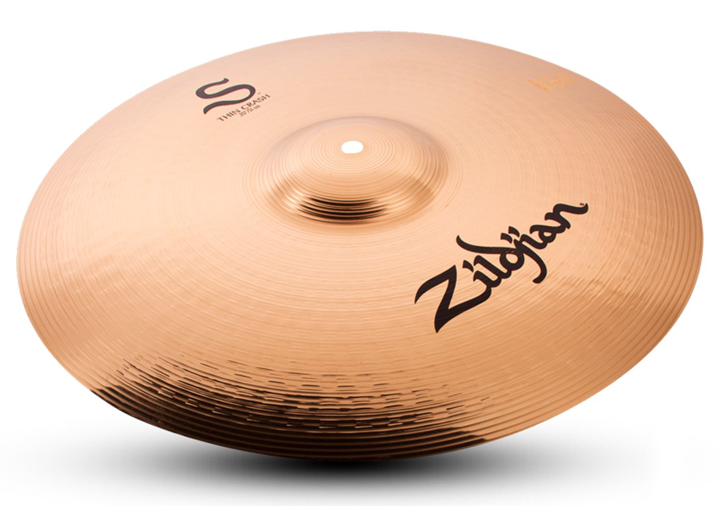 Thin Crash Cymbal