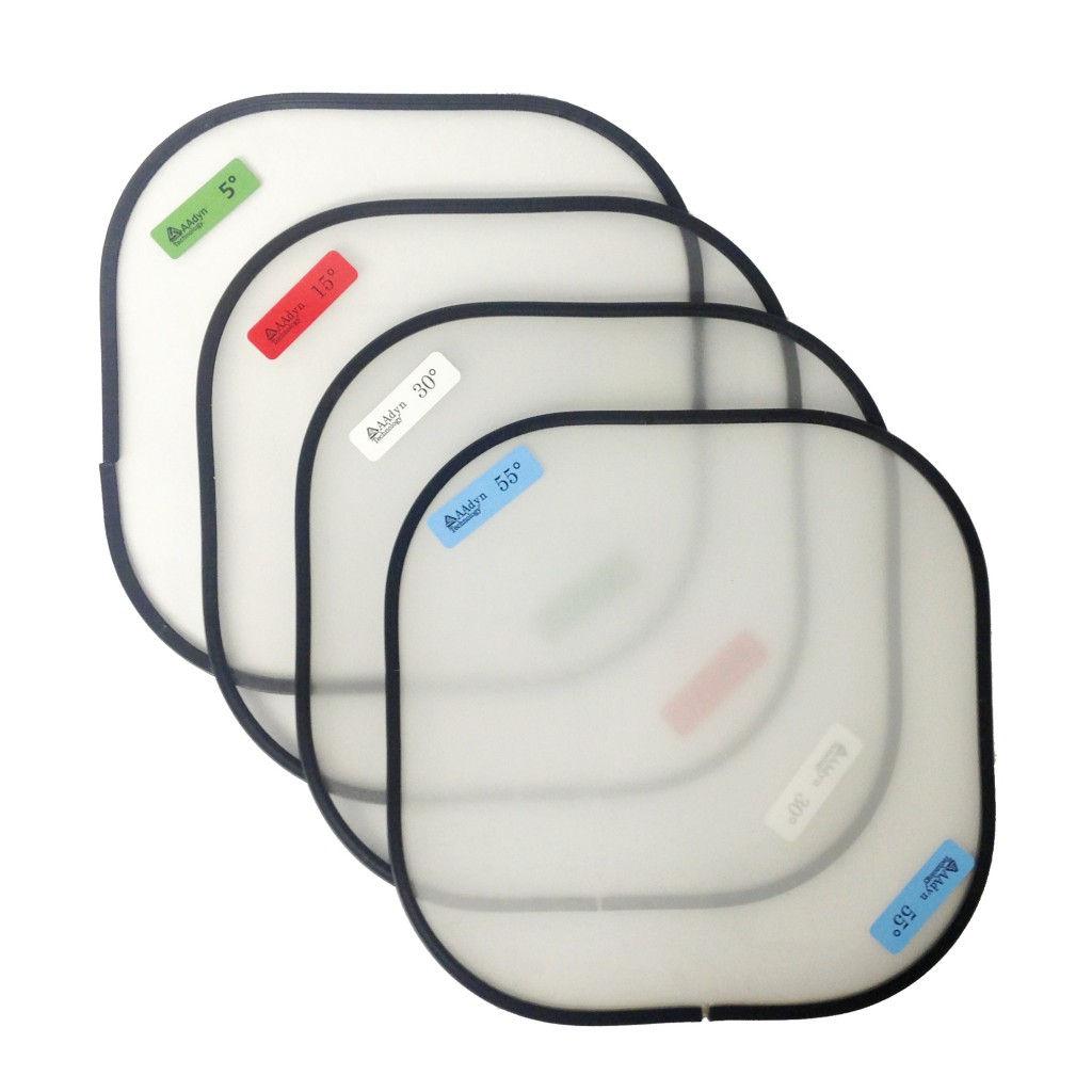 Wide 55° Hard Gel Lens for Punch Plus