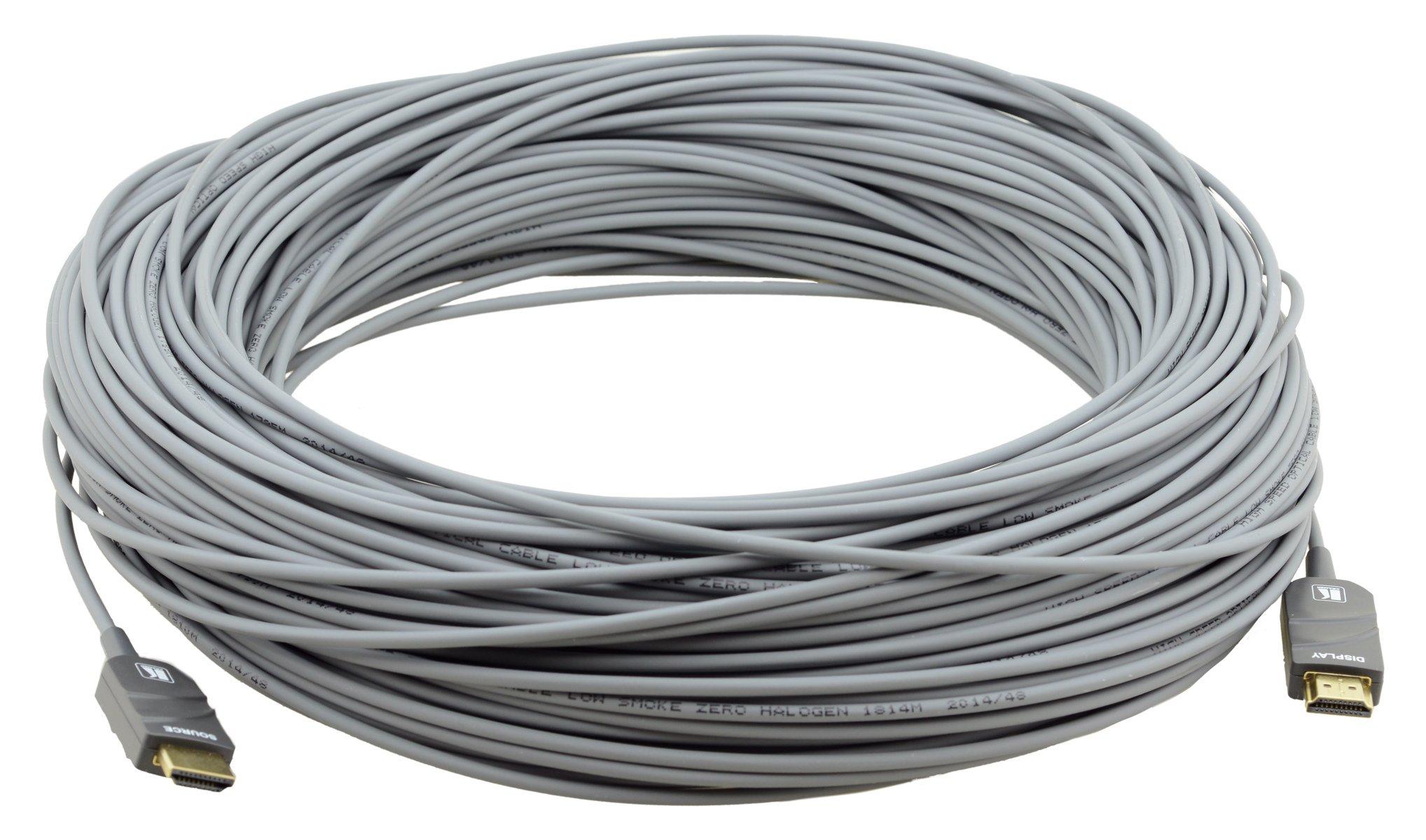 50 ft Active Optical HDMI Plenum Cable