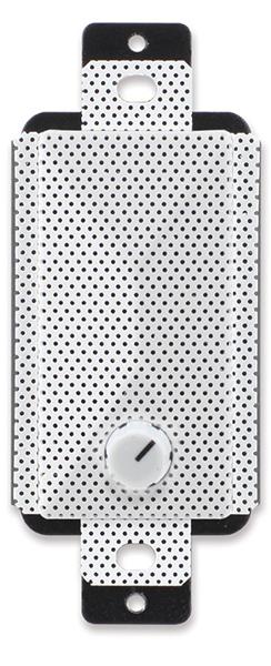 Active Decora-Style Loudspeaker, White