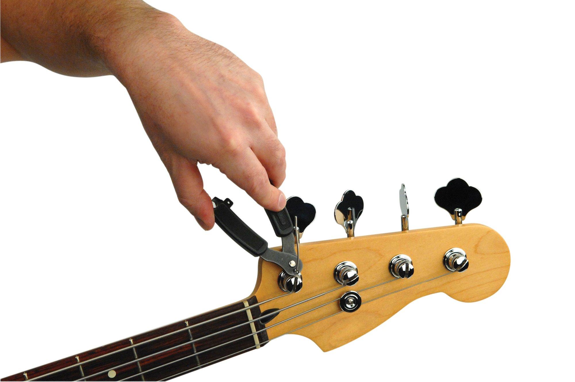 String Winder/Cutter for Bass Guitars