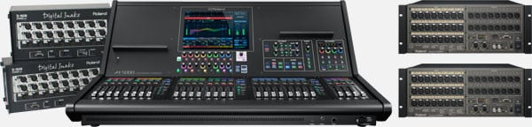 Digital Mixing System, 96 x 64