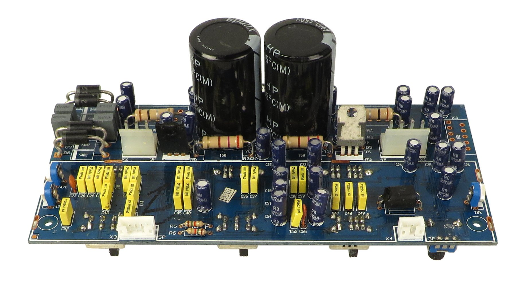 Amp Assembly for B2031A and ACX1000