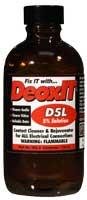 DeoxIT 100% Solution Liquid, 118 mL Bottle