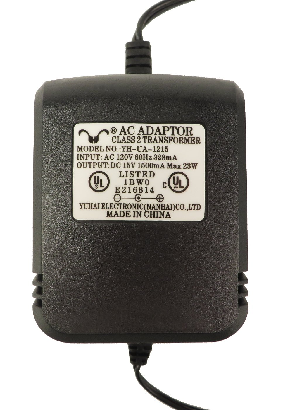AC Adaptor for TVM50