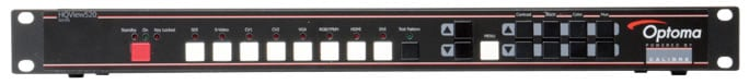 Universal HQV Scaler–Switcher/Scan Converter with Warp, Edge Blend, and 3G-SDI I/O
