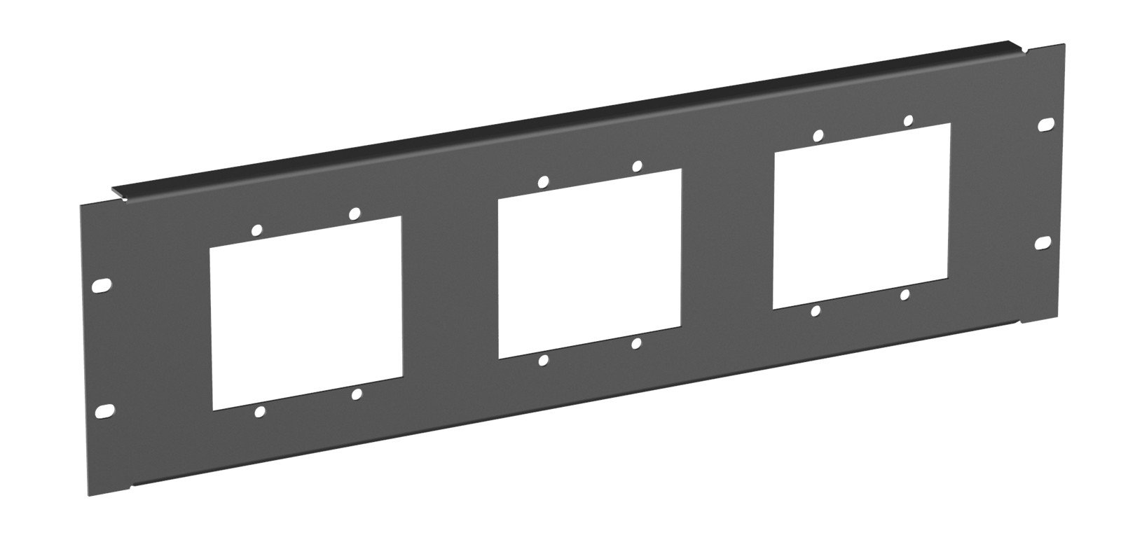 3RU Rack Mount Kit for BlueBridge Wall Plate Controllers